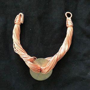 Jewelry - Moroccan pendant bracelet